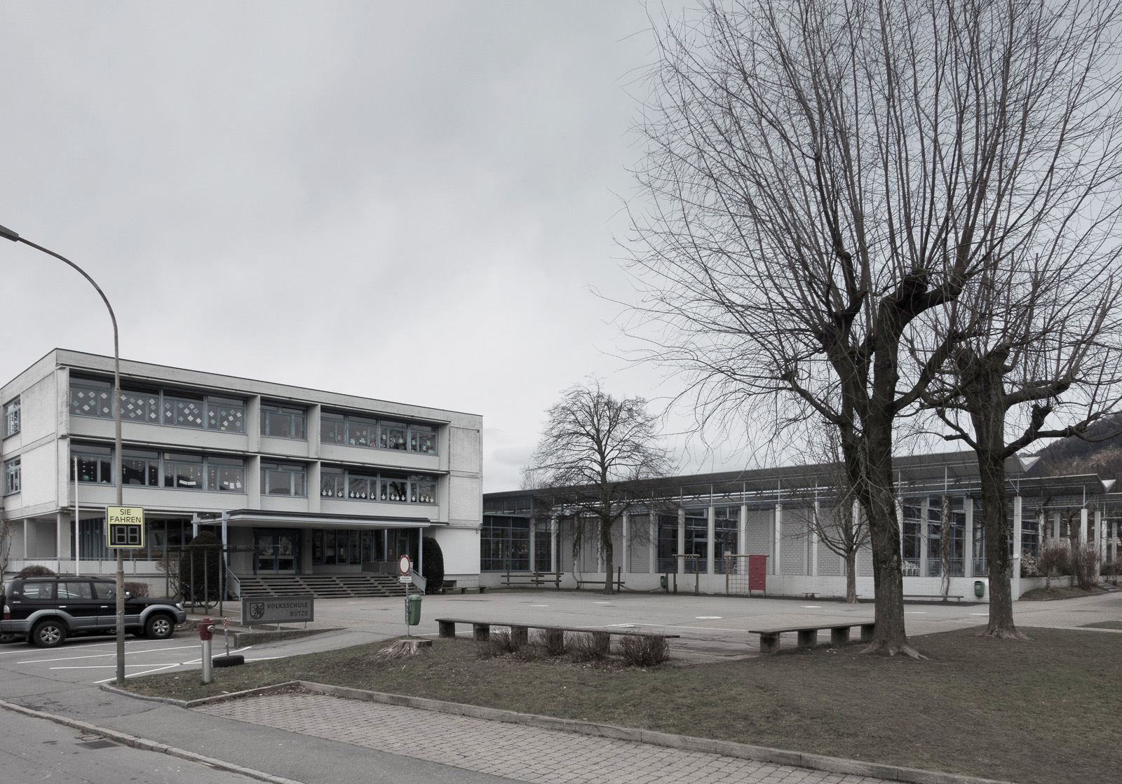 Campus, Volksschule, Bütze, Sanierung, Projektsteuerung, Bauleitung