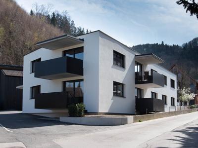 Wohnbau Mähdergasse Dornbirn