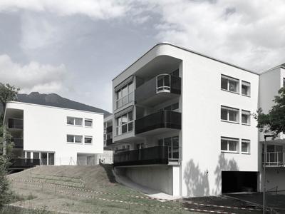 Passivhaus Wohnbau Imst