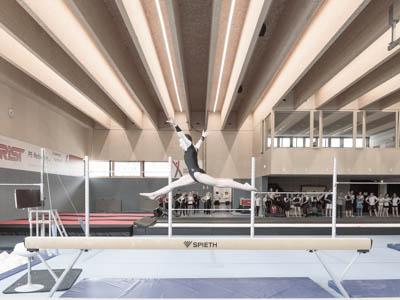 Sporthalle Wolfurt